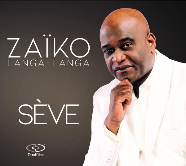 "Zaîko Langa-Langa: nouvel album ""Sève"""