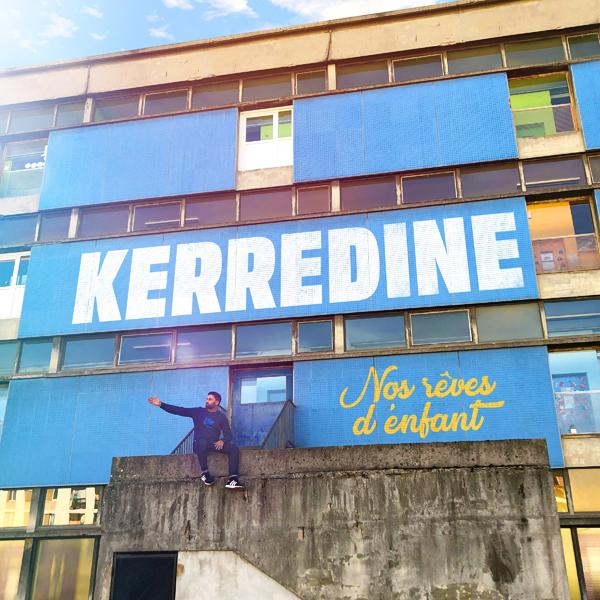 """Kerredine sort un  nouveau single """"Nos Rêves d'Enfant"""""""