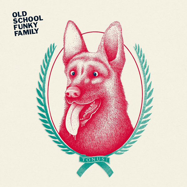 Tonus! de Old School Funky Family